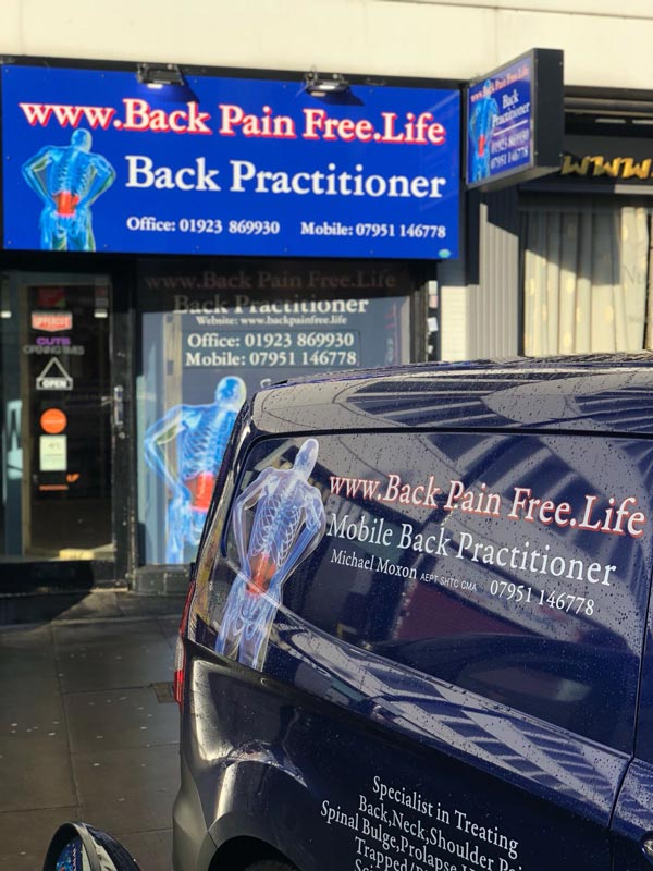 Back Pain Free Local Practice